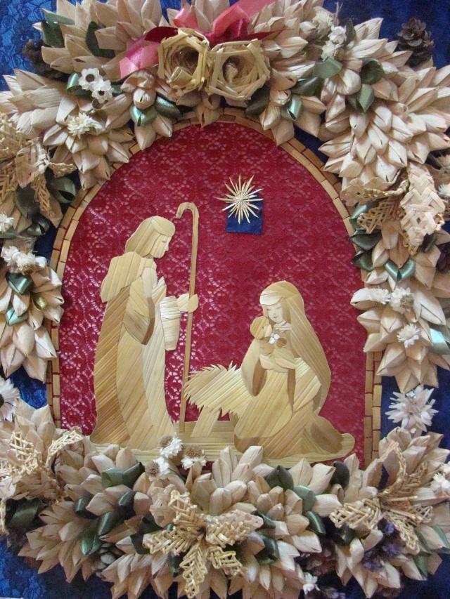 Поделка к рождеству христову ребенку