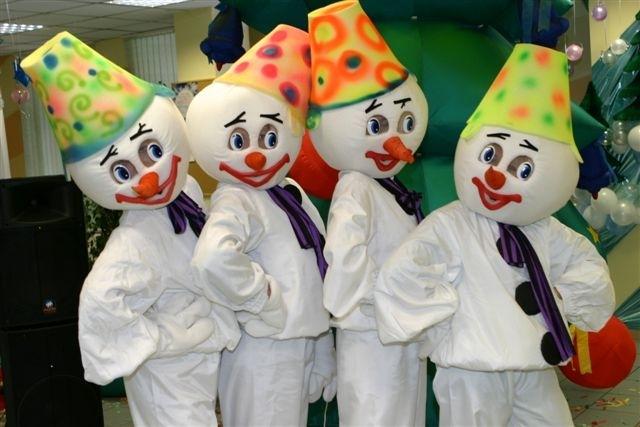 Новогодний костюм на корпоратив своими руками фото