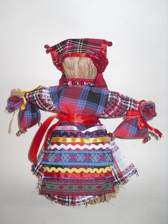 Масленичная кукла «Кострома»